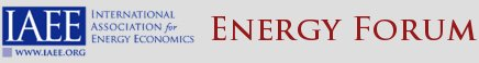 International Association for Energy Economics Newsletter